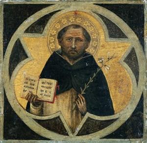 St Dominic Dominikus Lindenau Museum 14th cent